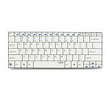 RAPOO Wireless Bluetooth Ultra-slim Keyboard for Android / iPad [E6100] - White - Gadget Keyboard